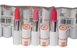 36 x Collection Field Day Lipsticks | 3 shades |  RRP £108 | Wholesale